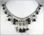 "Collier ""Theater"" - 47 cm"
