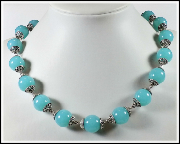 "Collier ""Marrakesch"" - Unikat!"
