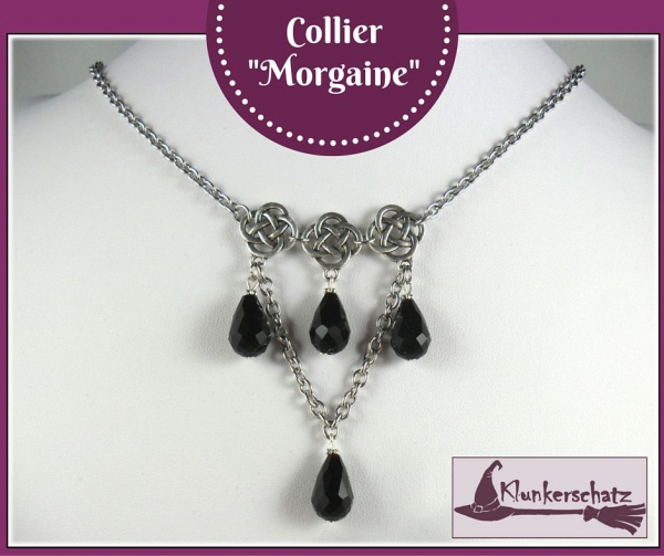 "Collier ""Morgaine"""
